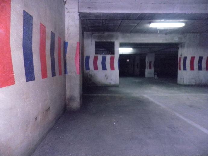 Foto 2 de Garaje en Calle Zaragoza 3 / San Lorenzo,  Huesca Capital
