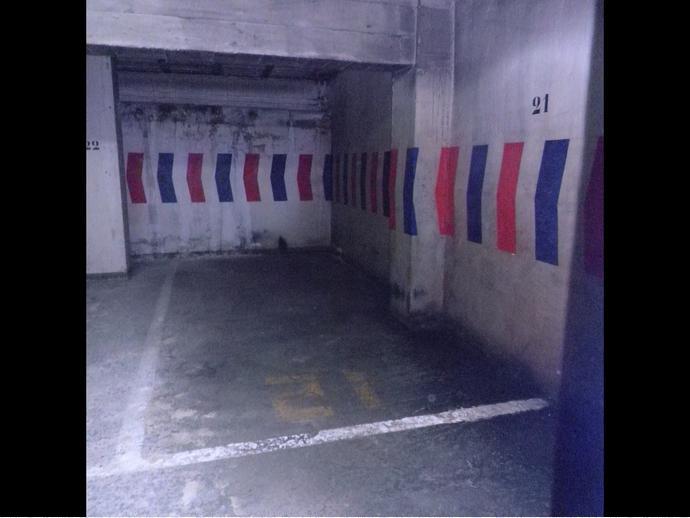Foto 7 de Garaje en Calle Zaragoza 3 / San Lorenzo,  Huesca Capital