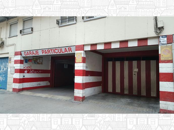 Foto 1 de Garaje en Calle Tenerías 18 / Santo Domingo y San Martín,  Huesca Capital