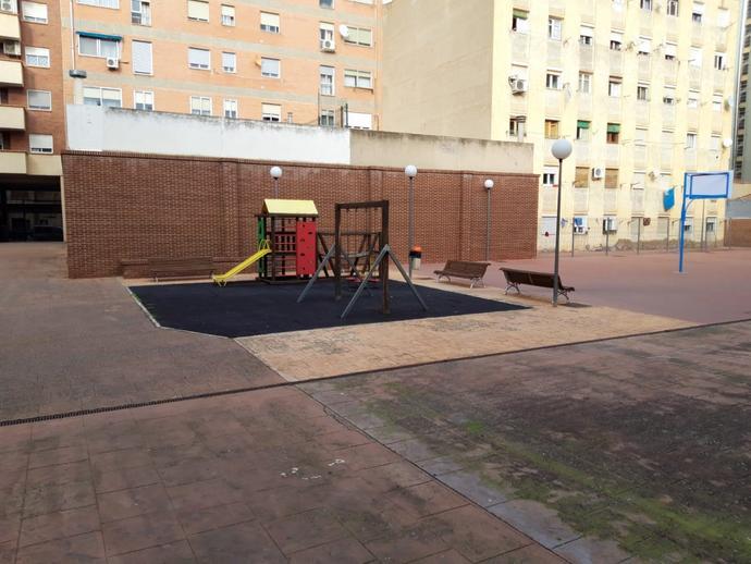 Foto 13 de Ático en Calle Maestro Rovira 3 / Perpetuo Socorro,  Huesca Capital