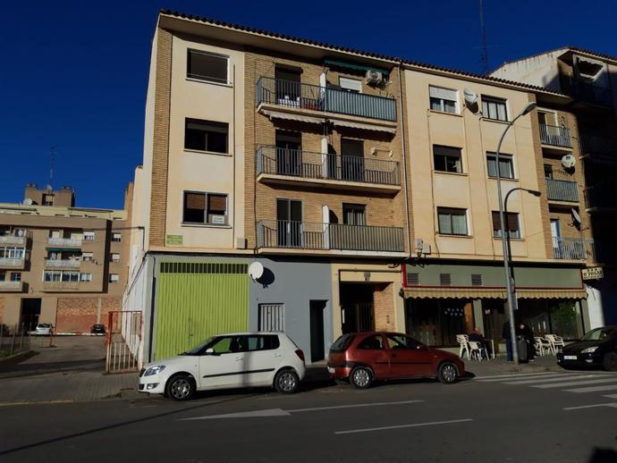 Foto 19 de Piso en Calle San Vicente De Paul 63 / Casco Antiguo,  Huesca Capital