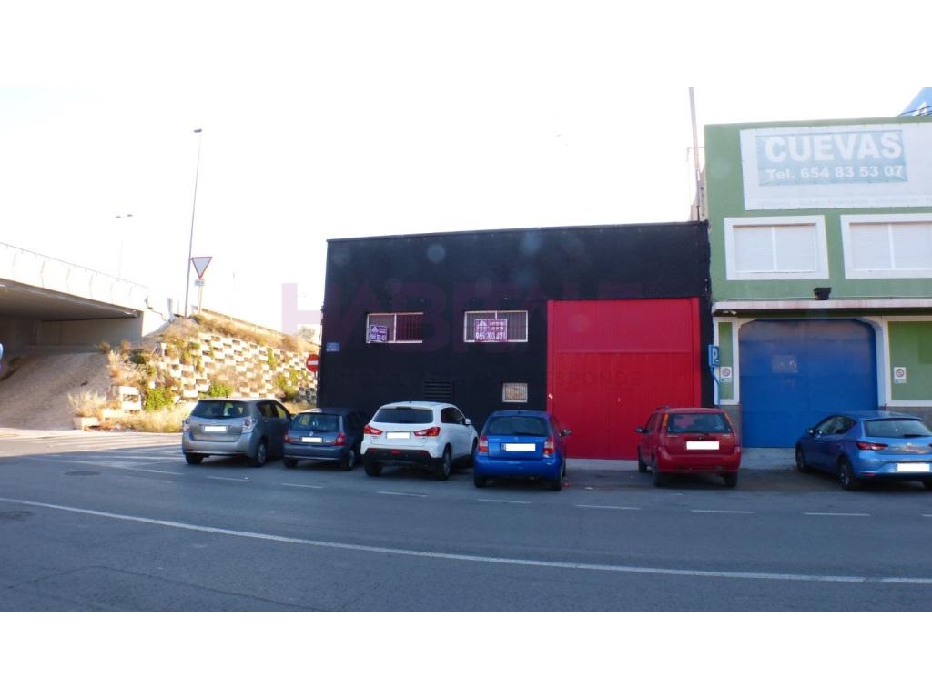 Capannone industriale  Villafranqueza, Alicante/alacant, Alicante/alacant, Alicante, es. Nave con fachada a carretera en villafranqueza junto acceso auto