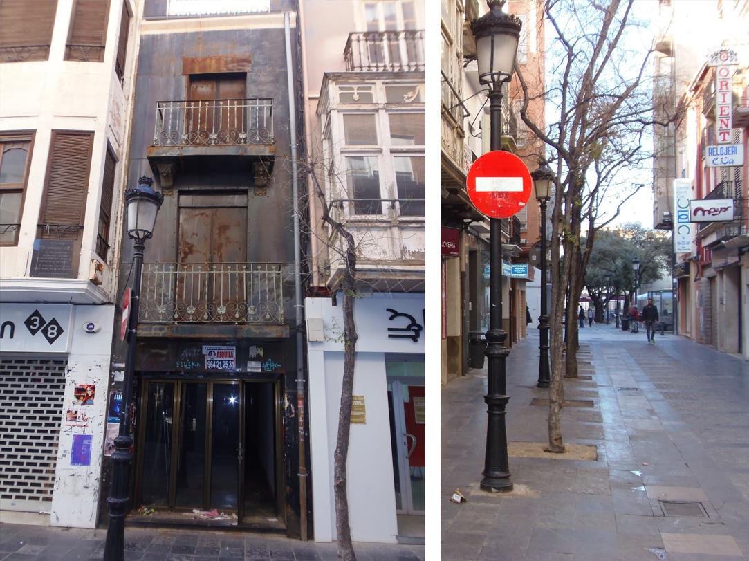 Lloguer Local Comercial  Calle vera, 24. Se alquila local en la calle vera, en pleno centro de castellón.