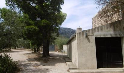 Fincas rústicas de alquiler con parking en Tarragona Provincia