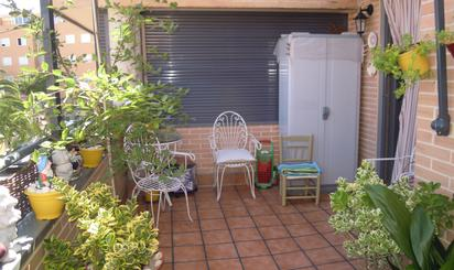 Pisos en venta con terraza en Valdemoro