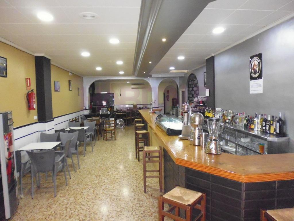 Local Comercial  Zona parque pere crespi, alzira, alzira, valencia, españa. Bar equipado, en venta. alzira
