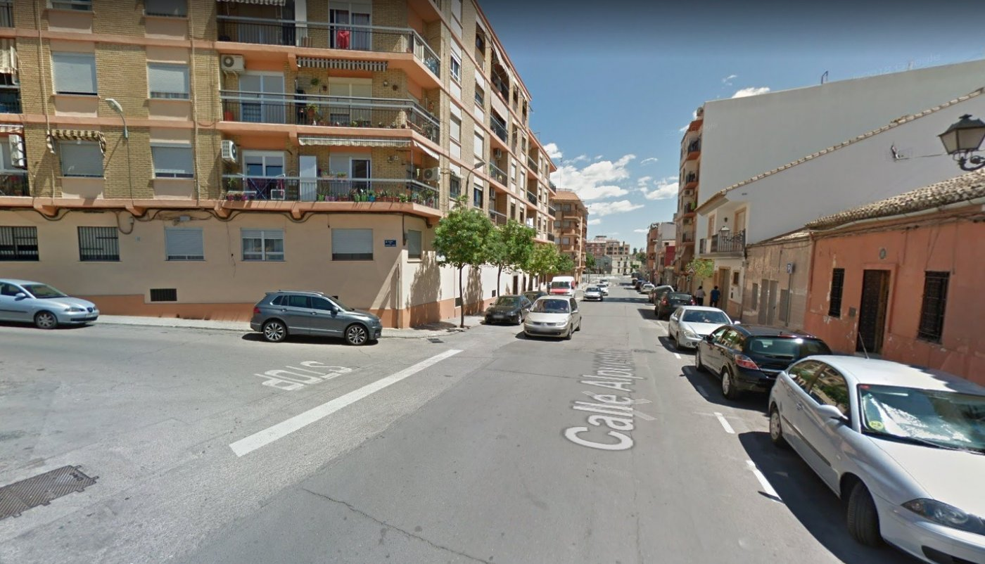 Area edificabile urbana  Calle prof enriq tierno galvan. ¡¡la oportunidad que estabas esperando!!