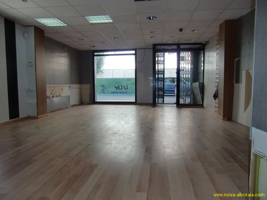 Location Local commercial  Alboraya ,instituto