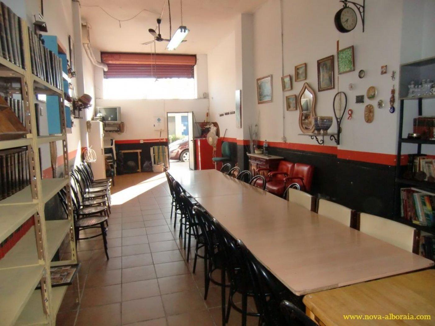 Lloguer Local Comercial  Alboraya ,paseo aragón