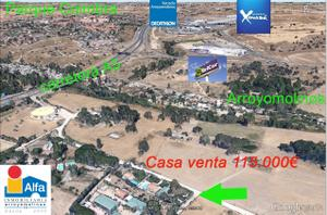 Chalet en Venta en Arroyomolinos (Madrid) - Zona Navalcarnero / El Pinar - La Dehesa - Resto de Navalcarnero