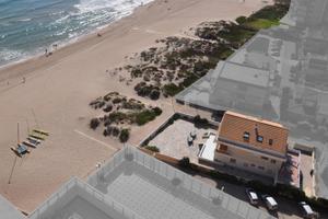 Venta Vivienda Casa-Chalet primera linea playa el perellonet