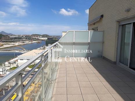 Pisos de alquiler con terraza en Bilbao