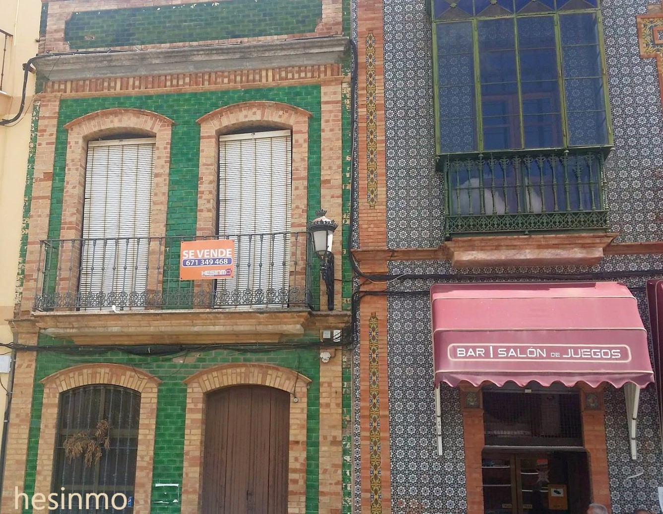 Chalet en venta en Plaza de España