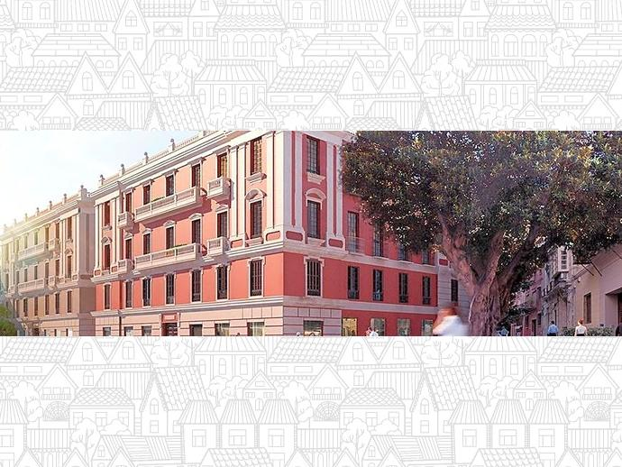 Foto 3 de Piso en Apartamento De 2 Dormitorios Con Encanto En Centro Historico / Centro Histórico, Málaga Capital