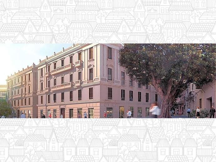 Foto 8 de Piso en Apartamento De 2 Dormitorios Con Encanto En Centro Historico / Centro Histórico, Málaga Capital