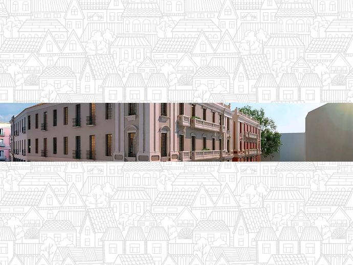 Foto 13 de Piso en Apartamento De 2 Dormitorios Con Encanto En Centro Historico / Centro Histórico, Málaga Capital