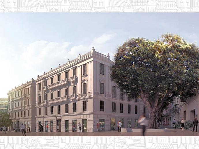 Foto 16 de Piso en Apartamento De 2 Dormitorios Con Encanto En Centro Historico / Centro Histórico, Málaga Capital