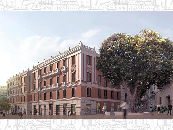 Foto 17 de Piso en Apartamento De 2 Dormitorios Con Encanto En Centro Historico / Centro Histórico, Málaga Capital