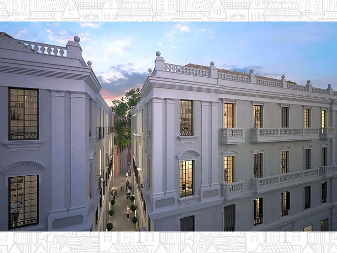 Foto 2 de Piso en Apartamento De 2 Dormitorios Con Encanto En Centro Historico / Centro Histórico, Málaga Capital