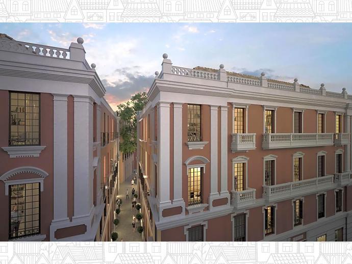 Foto 18 de Piso en Apartamento De 2 Dormitorios Con Encanto En Centro Historico / Centro Histórico, Málaga Capital