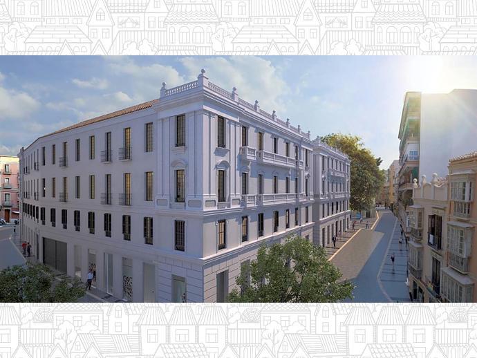 Foto 1 de Piso en Apartamento De 2 Dormitorios Con Encanto En Centro Historico / Centro Histórico, Málaga Capital