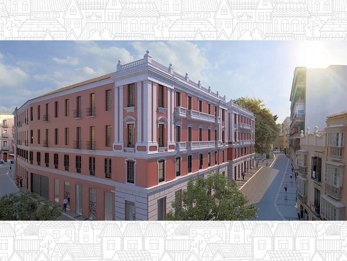 Foto 19 de Piso en Apartamento De 2 Dormitorios Con Encanto En Centro Historico / Centro Histórico, Málaga Capital