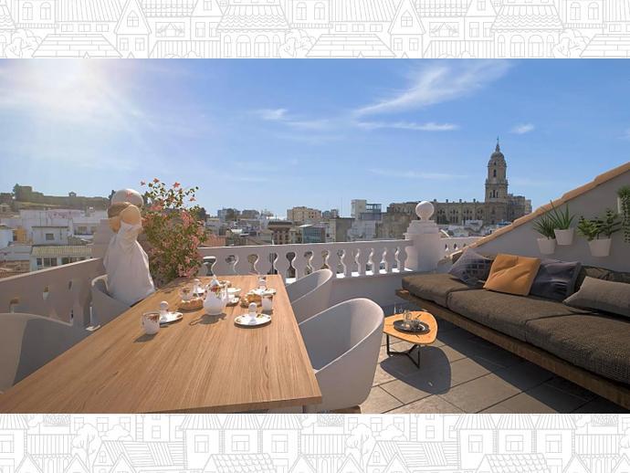 Foto 22 de Piso en Apartamento De 2 Dormitorios Con Encanto En Centro Historico / Centro Histórico, Málaga Capital