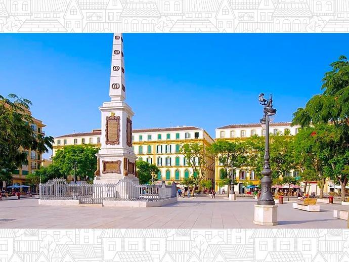 Foto 29 de Piso en Apartamento De 2 Dormitorios Con Encanto En Centro Historico / Centro Histórico, Málaga Capital