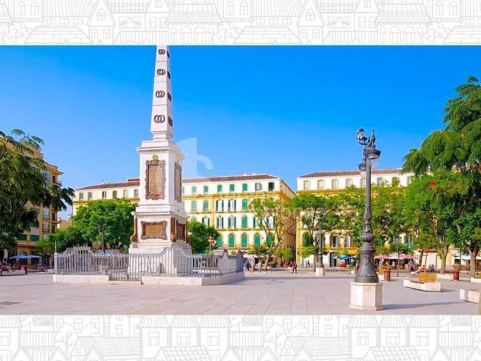Foto 17 de Piso en Centro Historico, Gran Piso De 6 Dormitorios, Terraza , Garaje, En Pleno Corazon De La Ciudad De Mal / Centro Histórico, Málaga Capital