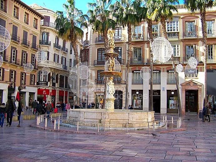 Foto 19 de Piso en Centro Historico, Gran Piso De 6 Dormitorios, Terraza , Garaje, En Pleno Corazon De La Ciudad De Mal / Centro Histórico, Málaga Capital