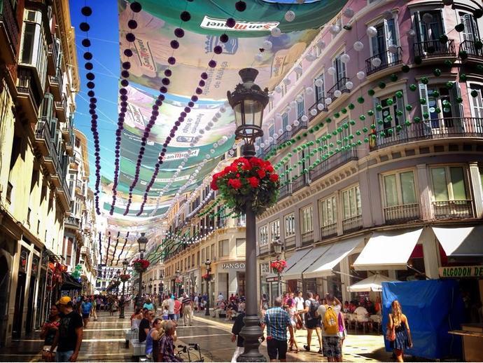Foto 12 de Estudio en  Calle Viriato 2 / Olletas - Sierra Blanquilla, Málaga Capital