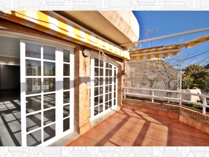 Foto 11 de Dúplex en Málaga Este, En Selecta Urbanización Con Vistas, Jardines Y Piscina, Junto Mejores Colegios / Cerrado Calderón - El Morlaco, Málaga Capital