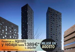 Piso en Alquiler en Pilar de Madariaga Rojo8, 9 / Villa de Vallecas