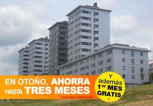 Piso en Alquiler en Calzada Das Cancelas, 32 / San Lázaro - Meixonfrío