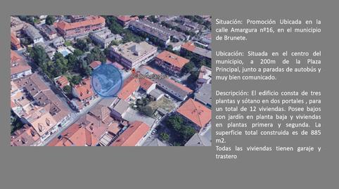 Foto 2 de Ático en venta en Calle Amargura Brunete, Madrid