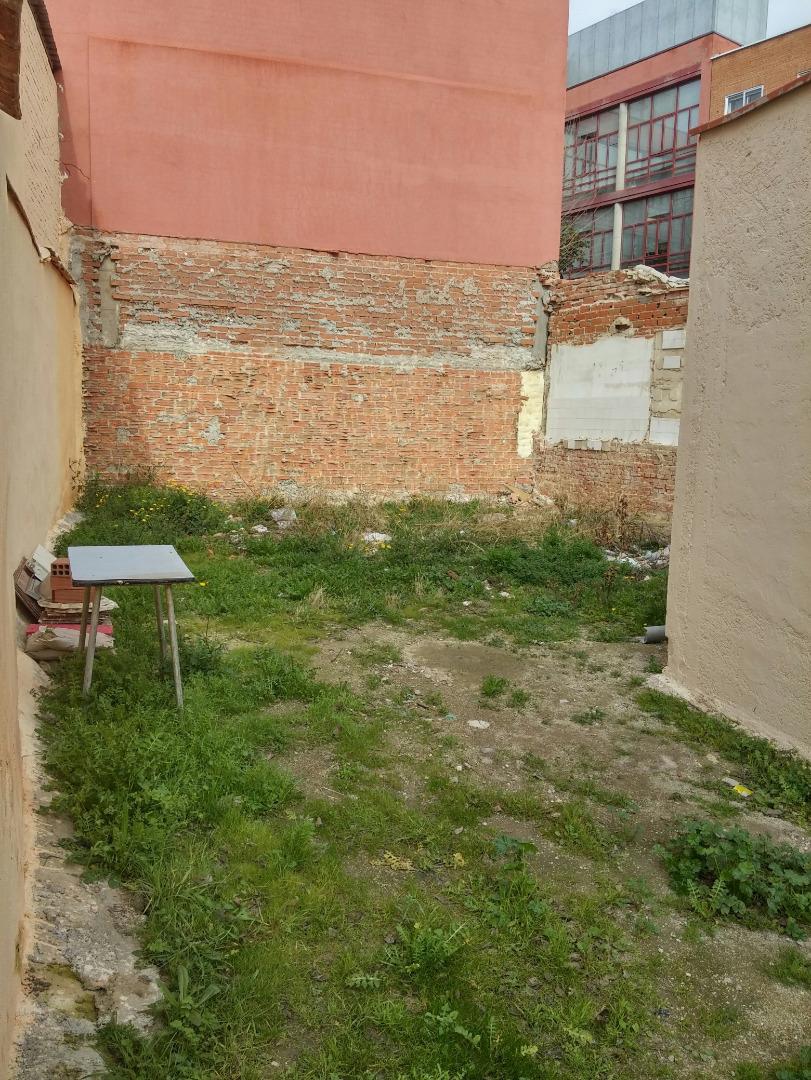 Terreno en venta en Vallecas pueblo