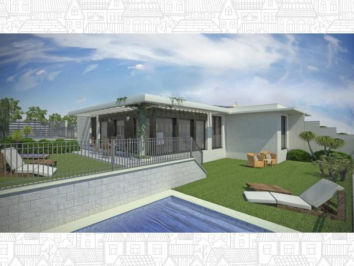 Casa adosada en badajoz capital en ctra sevilla los for Alquiler casas urbanizacion sevilla golf