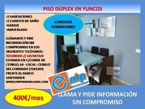 Dúplex en Alquiler en Yuncos / Yuncos