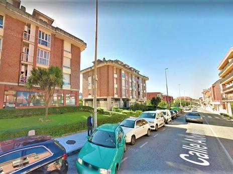 Áticos de alquiler en Santander