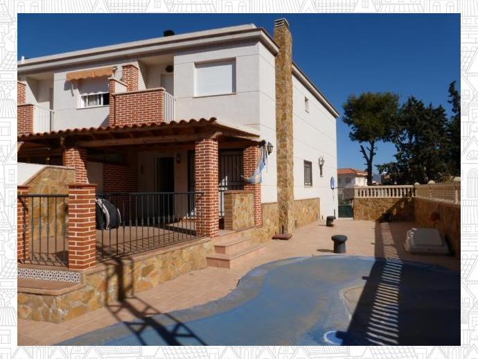 Casa adosada en guilas en guilas calabardina 132254565 fotocasa - Casas alquiler aguilas ...