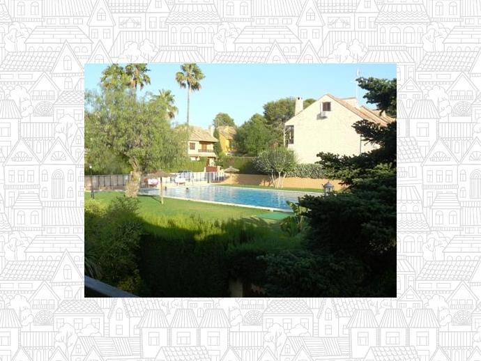 Casa adosada en paterna en la ca ada en la ca ada el plantio 131069587 fotocasa - Casas en la canada paterna ...