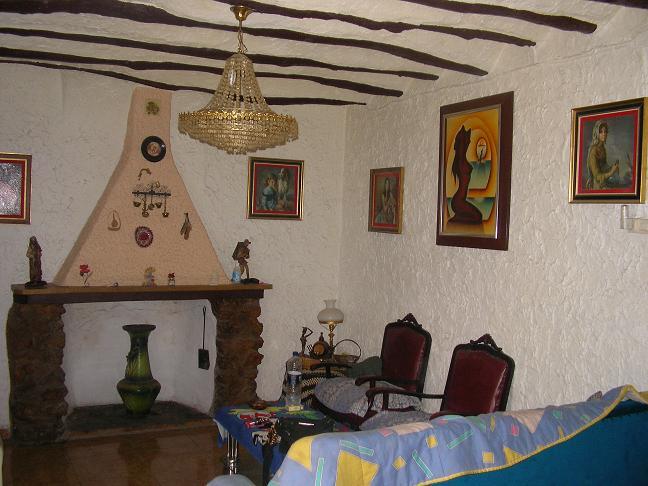Chalet en venta en Aljube