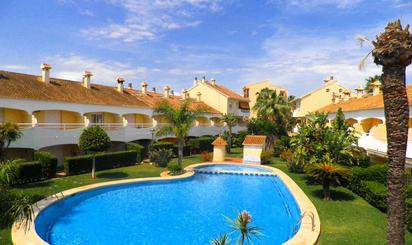 Casas adosadas de alquiler vacacional en Alicante Provincia