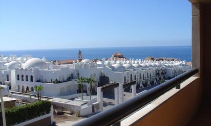 Pisos de alquiler con terraza en Adeje