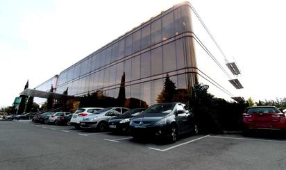 Oficinas de alquiler con parking en España
