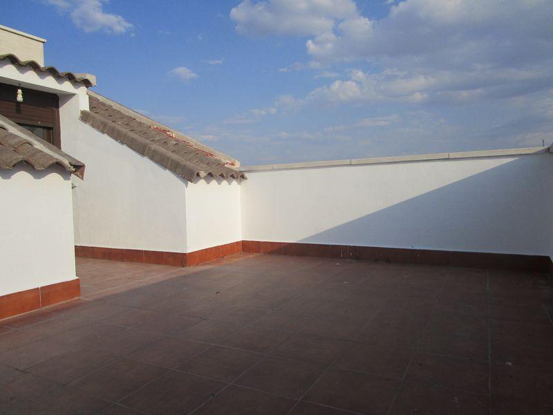 Penthouse for sale in Casarrubios del Monte pueblo