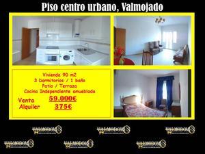 Alquiler Vivienda Piso centro urbano