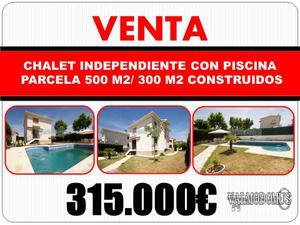 Chalet en Venta en Encina / Sevilla la Nueva