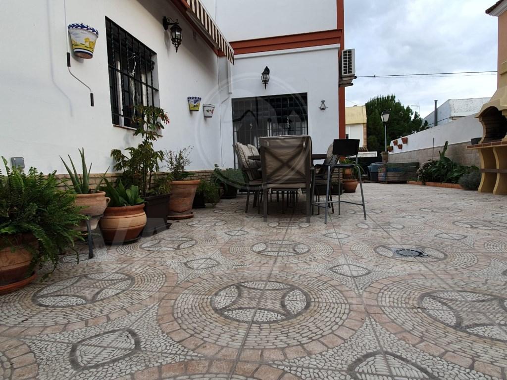 Casas adosadas de alquiler en Espartinas