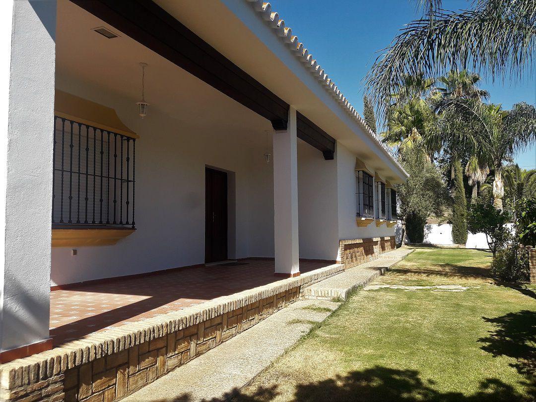 Chalets de alquiler en Alcalá de Guadaira